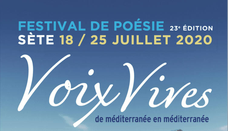 23ème édition de Voix Vives à  Sète du 18 au 25 juillet
